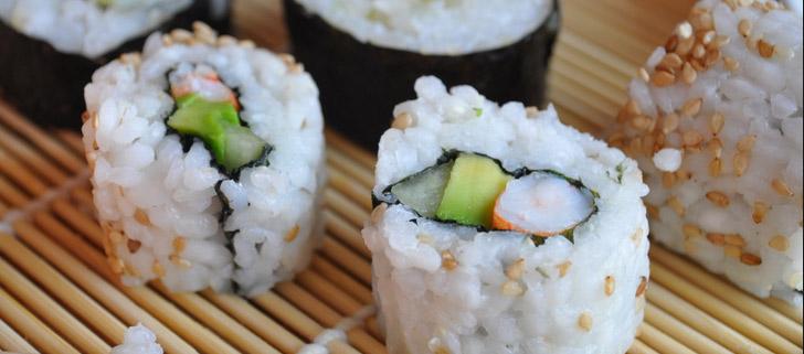 Resultado de imagen para Sushi California